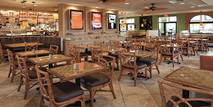 5 Restaurantes Baratinhos para você economizar em Orlando