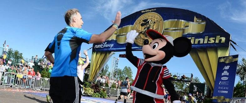 Assistindo um evento esportivo em Orlando