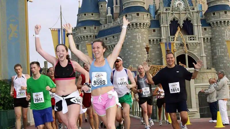 Maratona da Disney!