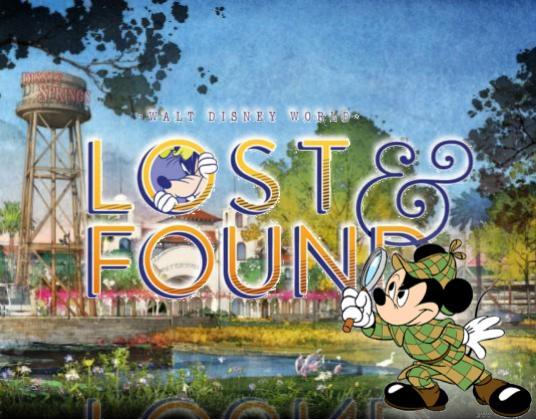 Achados e Perdidos Disney