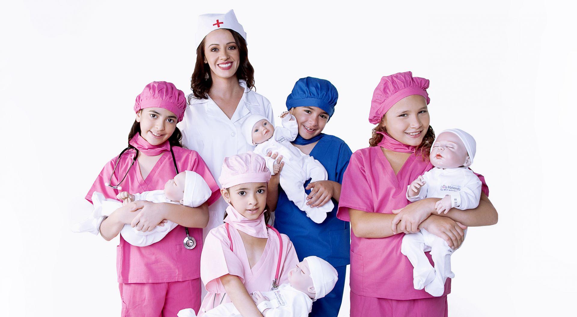 Maternity Dolls na Macrobaby