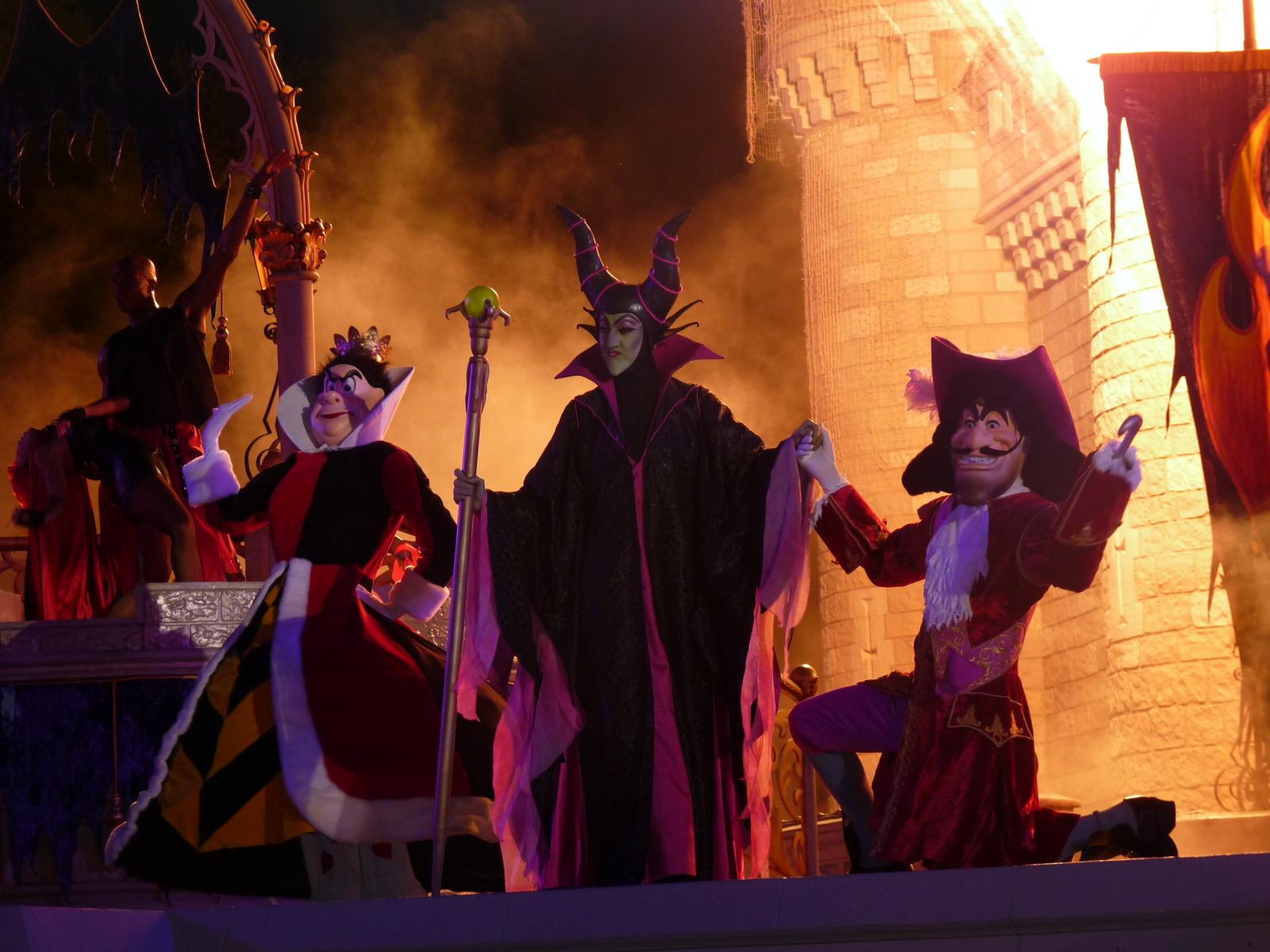 Halloween em Orlando