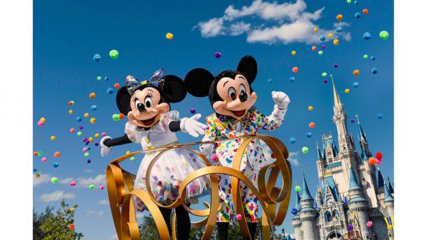 Aniversário de 90 anos do Mickey!