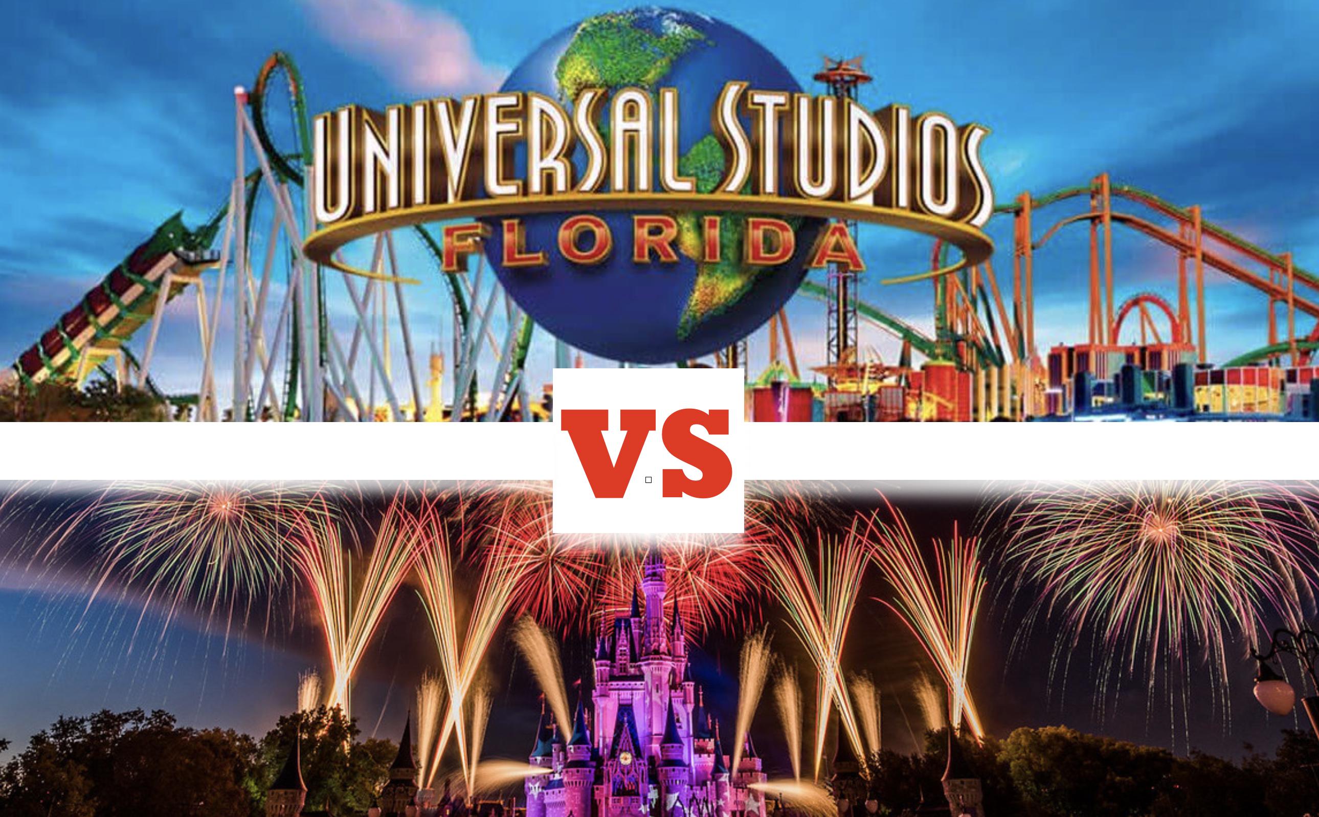 Walt Disney World x Universal Studios – Que comece a batalha de novidades em Orlando!
