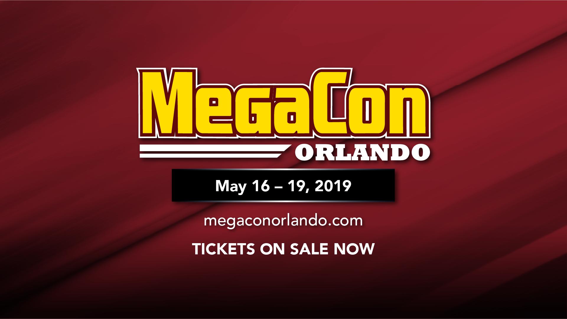 MegaCon Orlando 2019 – A maior feira GEEK do Sudeste Norte Americano.