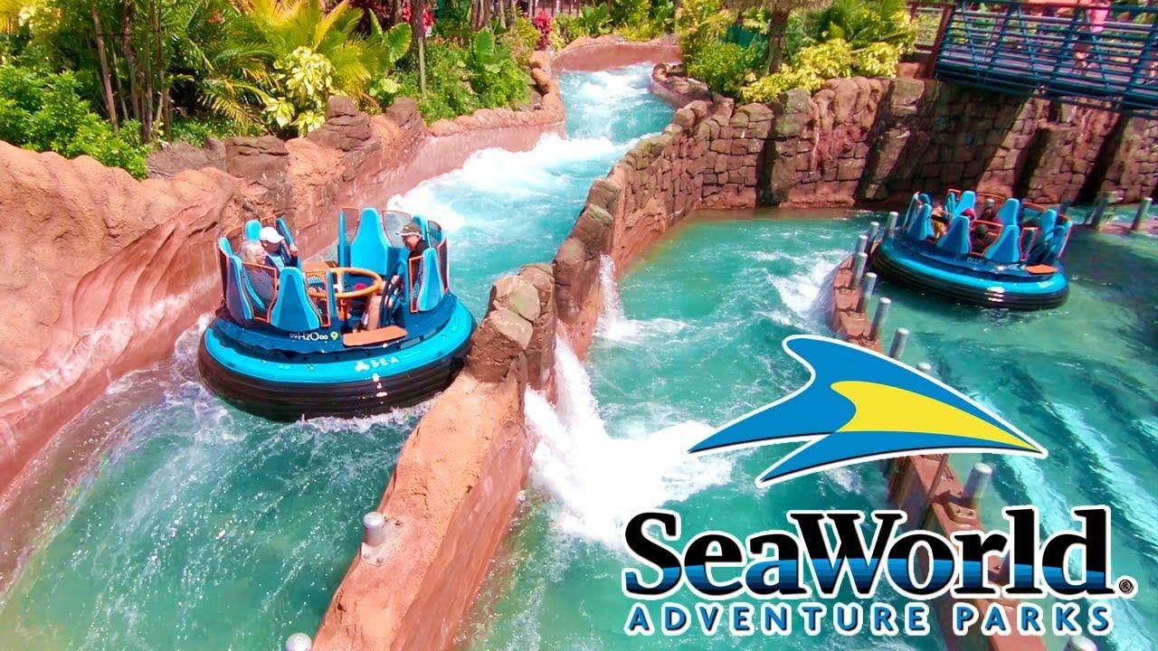 SeaWorld: preservação ambiental e da vida selvagem