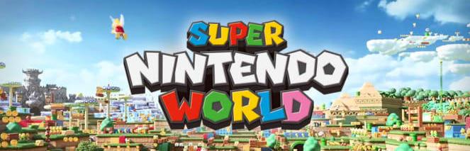 Super Nintendo World abrirá suas portas em 2023!!!